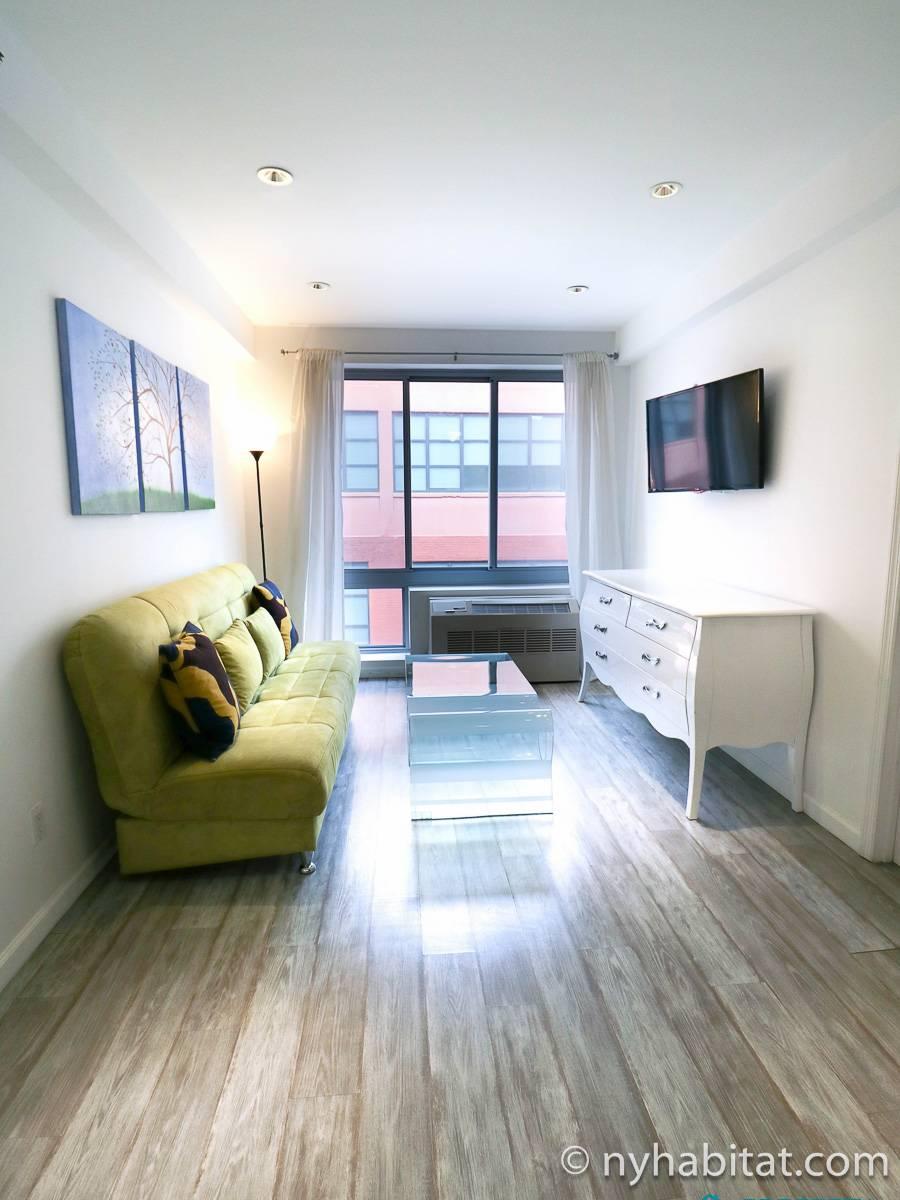Appartamento a new york 2 camere da letto midtown west for Appartamenti midtown new york