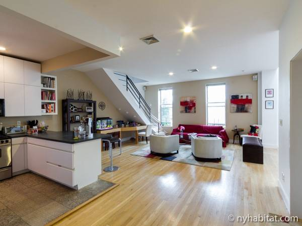 4 Bedroom Apartments In Nyc New York Apartment 4 Bedroom Loft  Duplex Apartment Rental In .