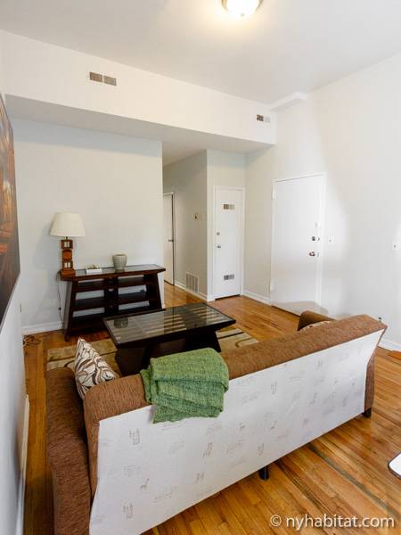 New York 1 Bedroom apartment - living room (NY-15949) photo 4 of 6