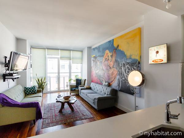 New York Apartment 1 Bedroom Apartment Rental In Williamsburg Ny 15983