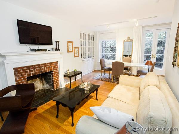 New York Apartment 3 Bedroom Duplex Apartment Rental In Greenwich Village Ny 16056