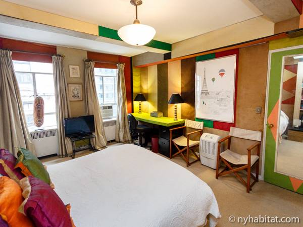 New york roommate room for rent in midtown west 1 - Nyc 1 bedroom apartments for rent ...