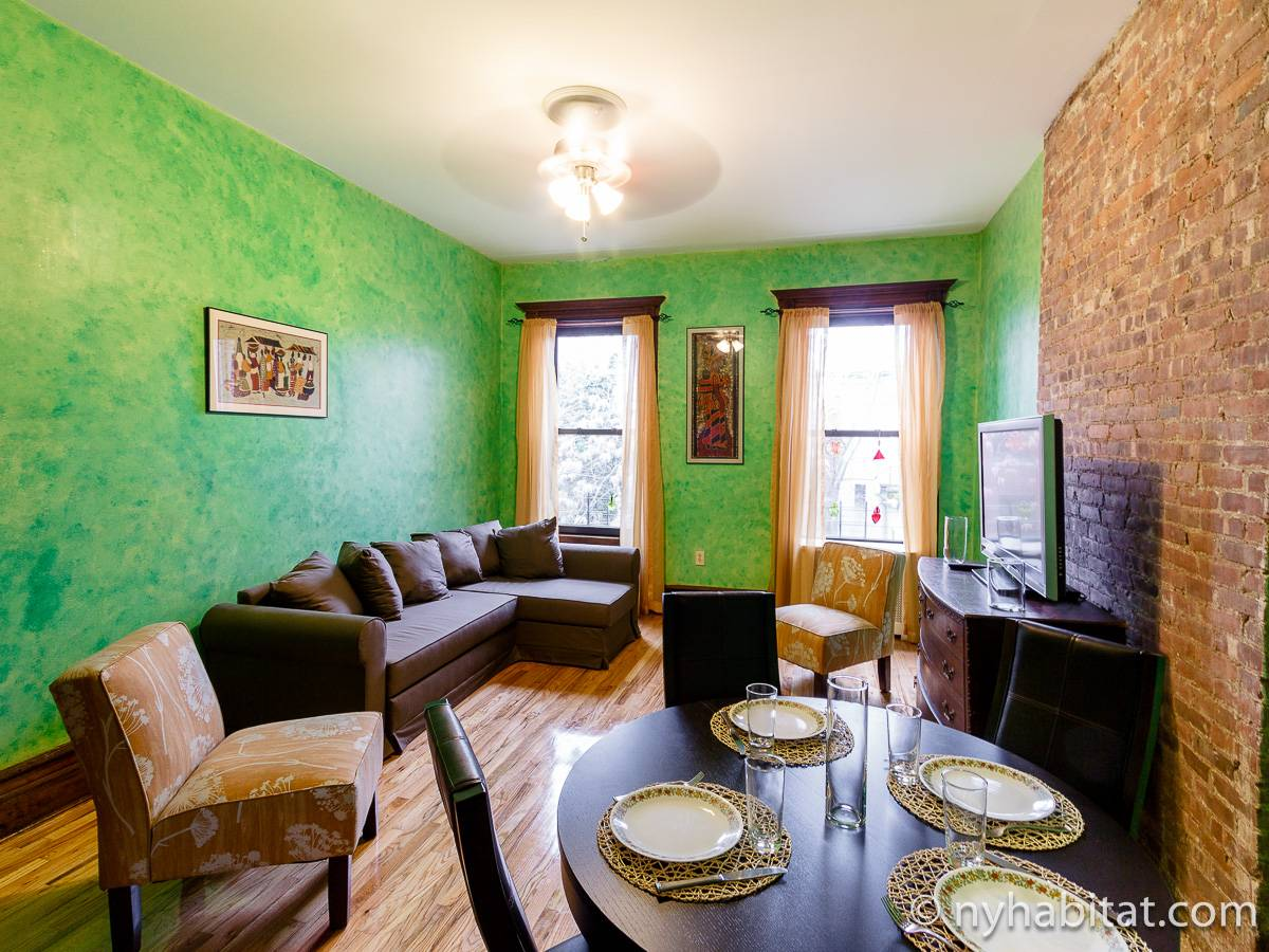 New York - 1 Bedroom accommodation - Apartment reference NY-16091