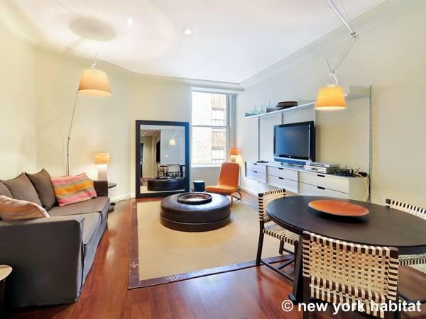 New York Apartment 1 Bedroom Apartment Rental In