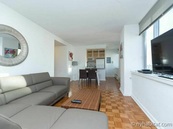 New York 2 Bedroom apartment - living room (NY-16174) photo 2 of 2