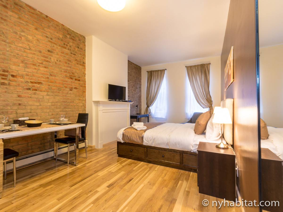 New York - Studio apartment - Apartment reference NY-16185