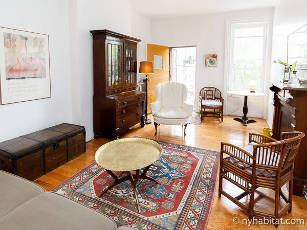 New York T2 appartement bed breakfast - séjour 1 (NY-16194) photo 4 sur 7