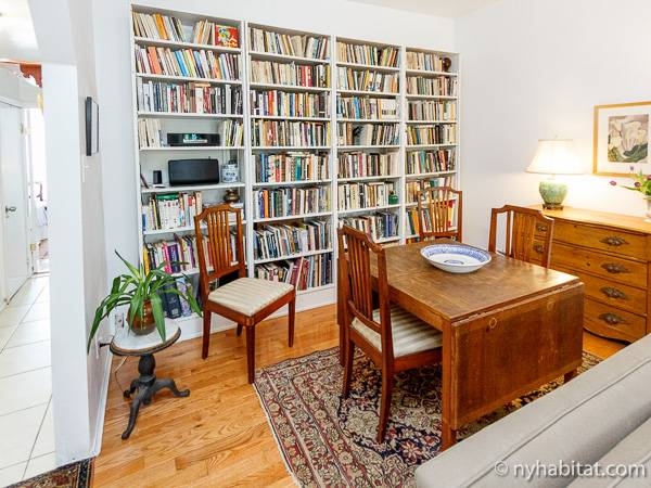New York T2 appartement bed breakfast - séjour 1 (NY-16194) photo 2 sur 7