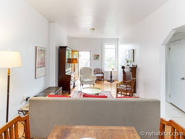 New York T2 appartement bed breakfast - séjour 1 (NY-16194) photo 3 sur 7