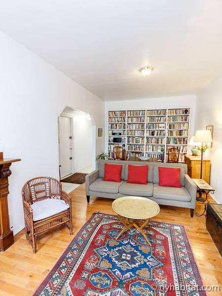 New York T2 appartement bed breakfast - séjour 1 (NY-16194) photo 1 sur 7