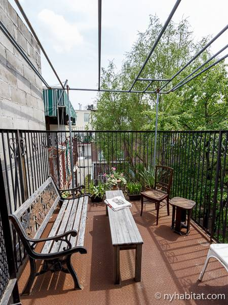 New York T2 appartement bed breakfast - séjour 1 (NY-16194) photo 6 sur 7