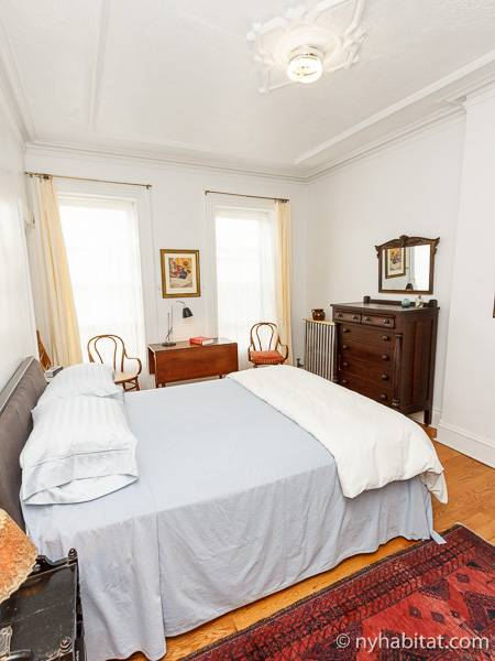 New York T2 appartement bed breakfast - chambre (NY-16194) photo 2 sur 4