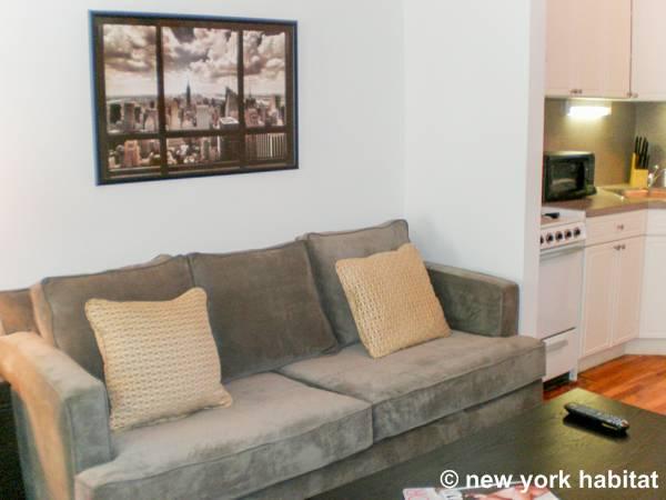 Studio Apartment New York City new york apartment: studio apartment rental in west village (ny-16207)