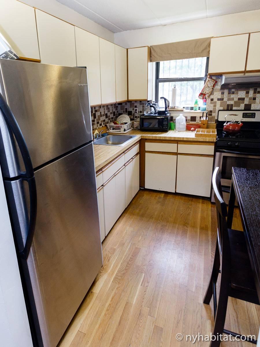 Apartamento en Nueva York - 2 Dormitorios - Fort Greene (NY-16245)