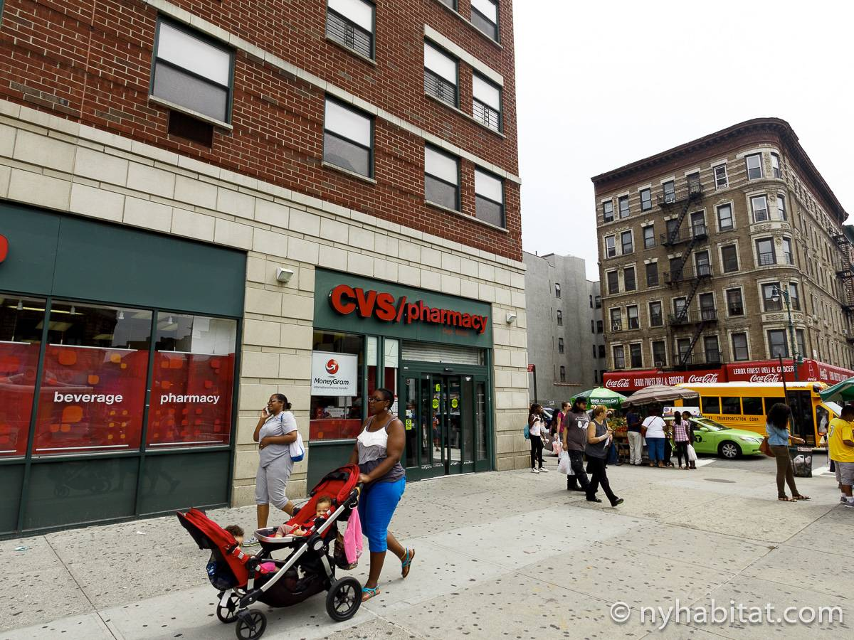 Appartamento a new york grande monolocale harlem ny for Monolocale new york affitto