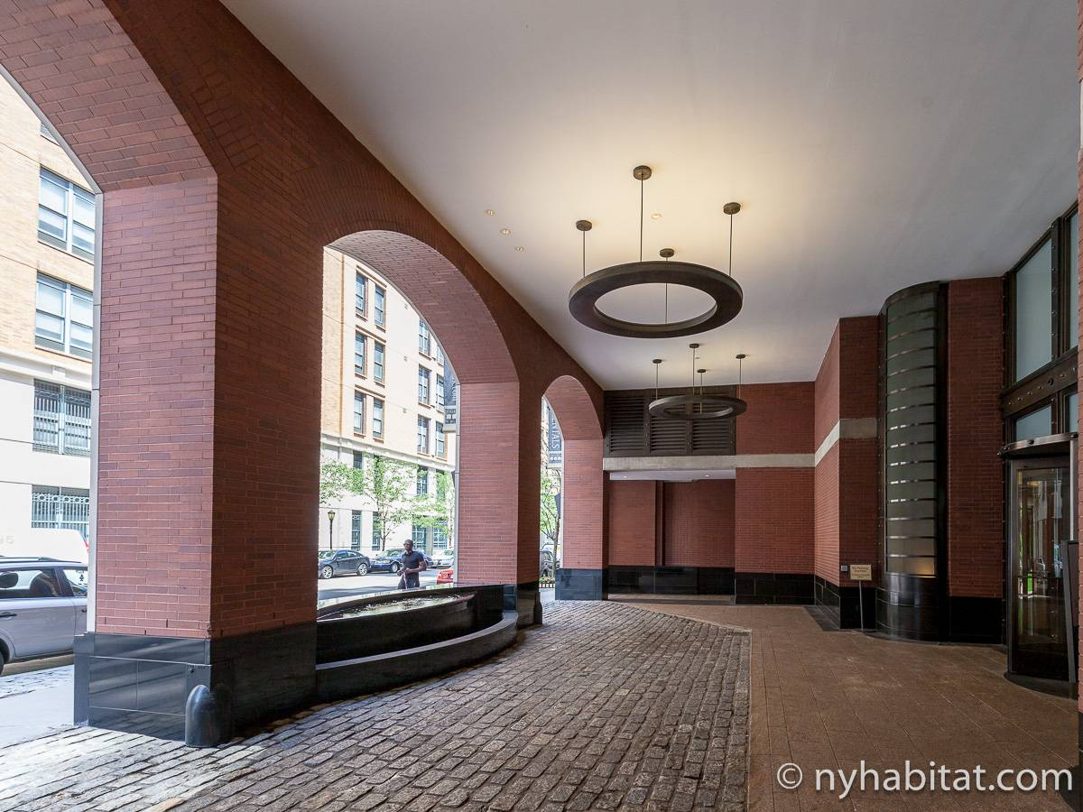 new york apartment alcove studio apartment rental in tribeca ny 16326. Black Bedroom Furniture Sets. Home Design Ideas