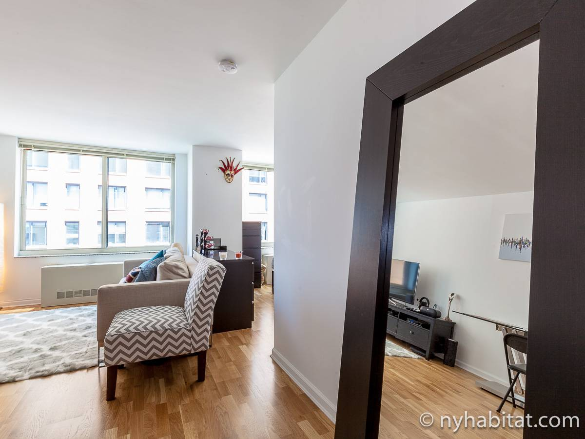 New York Apartment Alcove Studio Apartment Rental In
