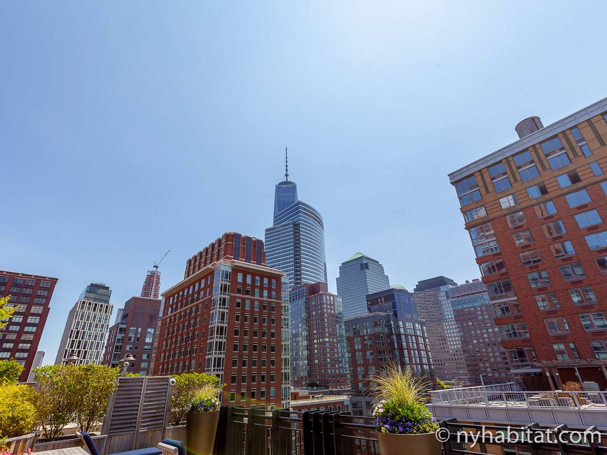 New york apartment alcove studio apartment rental in for 41 river terrace new york ny 10282