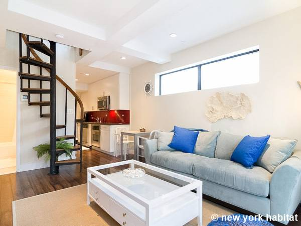 New York Apartment 2 Bedroom Duplex Apartment Rental In