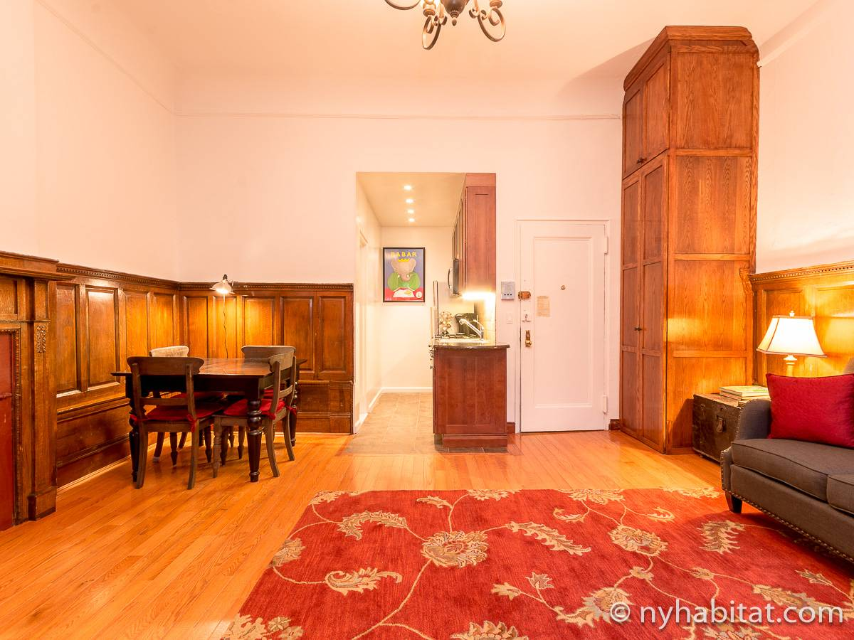 New York Apartment 1 Bedroom Apartment Rental In Upper West Side Ny 16333