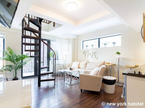New York Apartment Bedroom Duplex Apartment Rental In Midtown - Midtown ny apartments