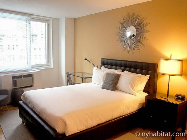 Logement new york location meubl e t4 midtown west for Appartement 1 chambre