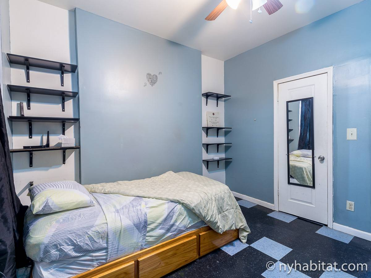 New York Roommate Room For Rent In Bedford Stuyvesant 2 Bedroom Apartment Ny 16432