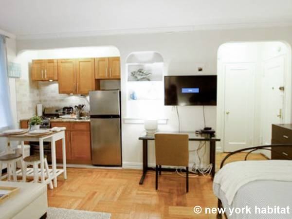 New york apartment studio apartment rental in kips bay Studio apartment kitchen