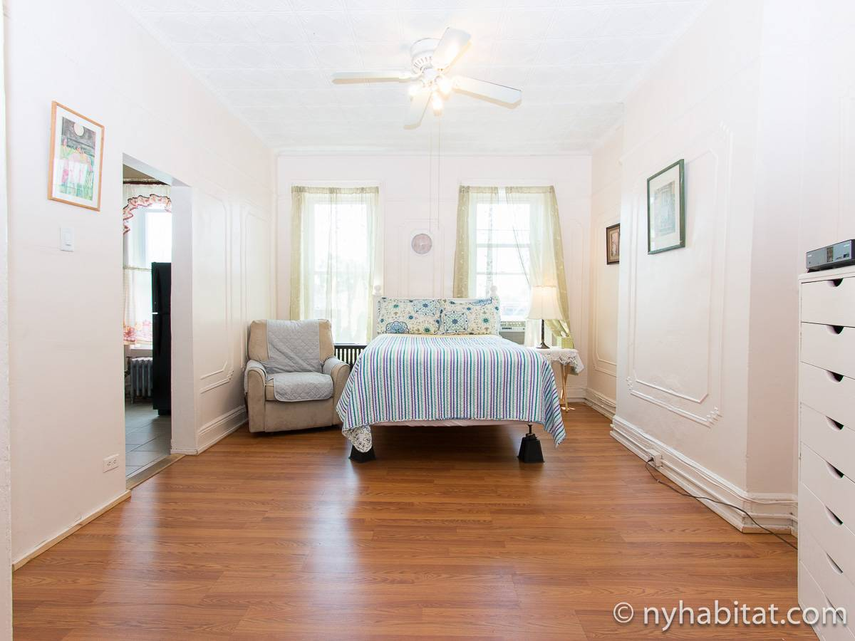 New York Alcove Studio apartment - living room (NY-16492) photo 2 of 8