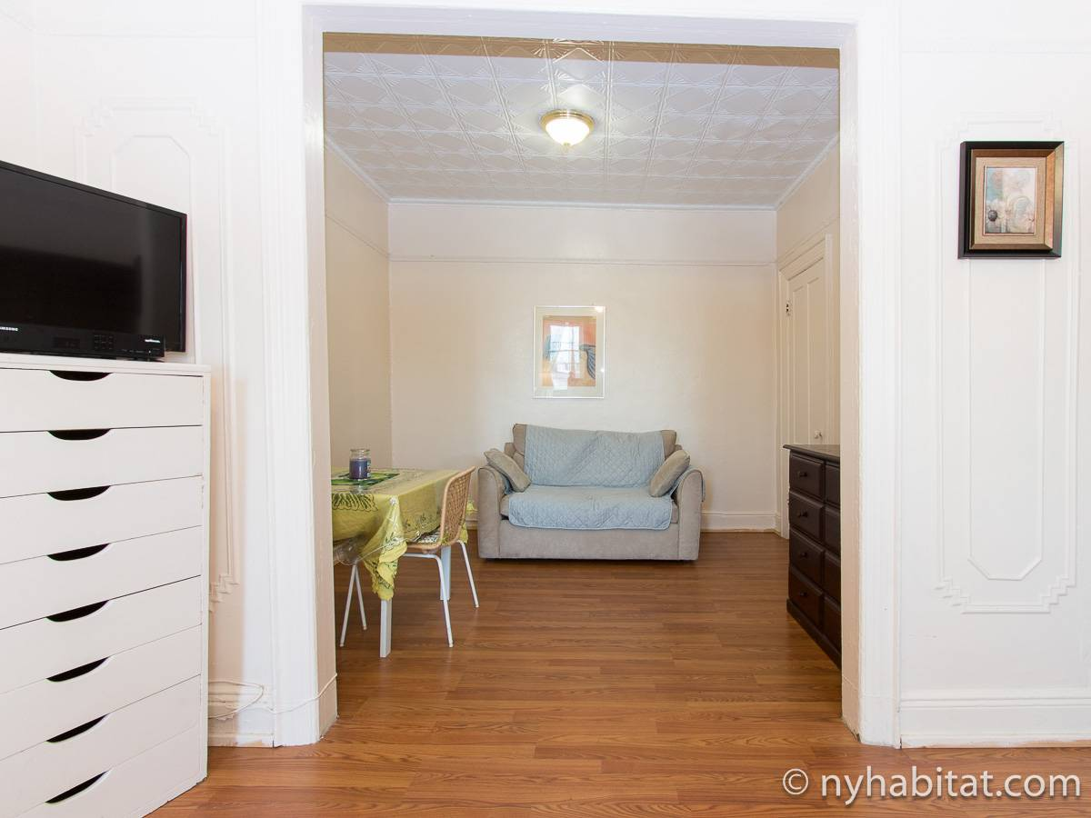 New York Alcove Studio apartment - living room (NY-16492) photo 6 of 8