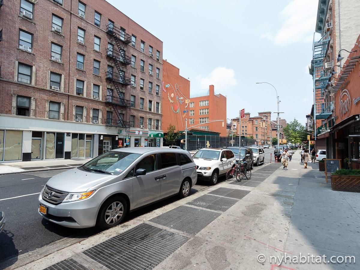 wohnungsvermietung in new york 2 zimmer upper east. Black Bedroom Furniture Sets. Home Design Ideas