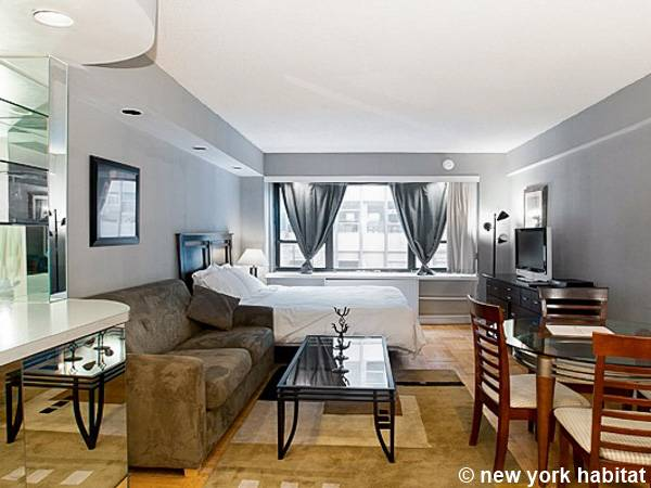 New York Apartment: Studio Apartment Rental in Midtown ...