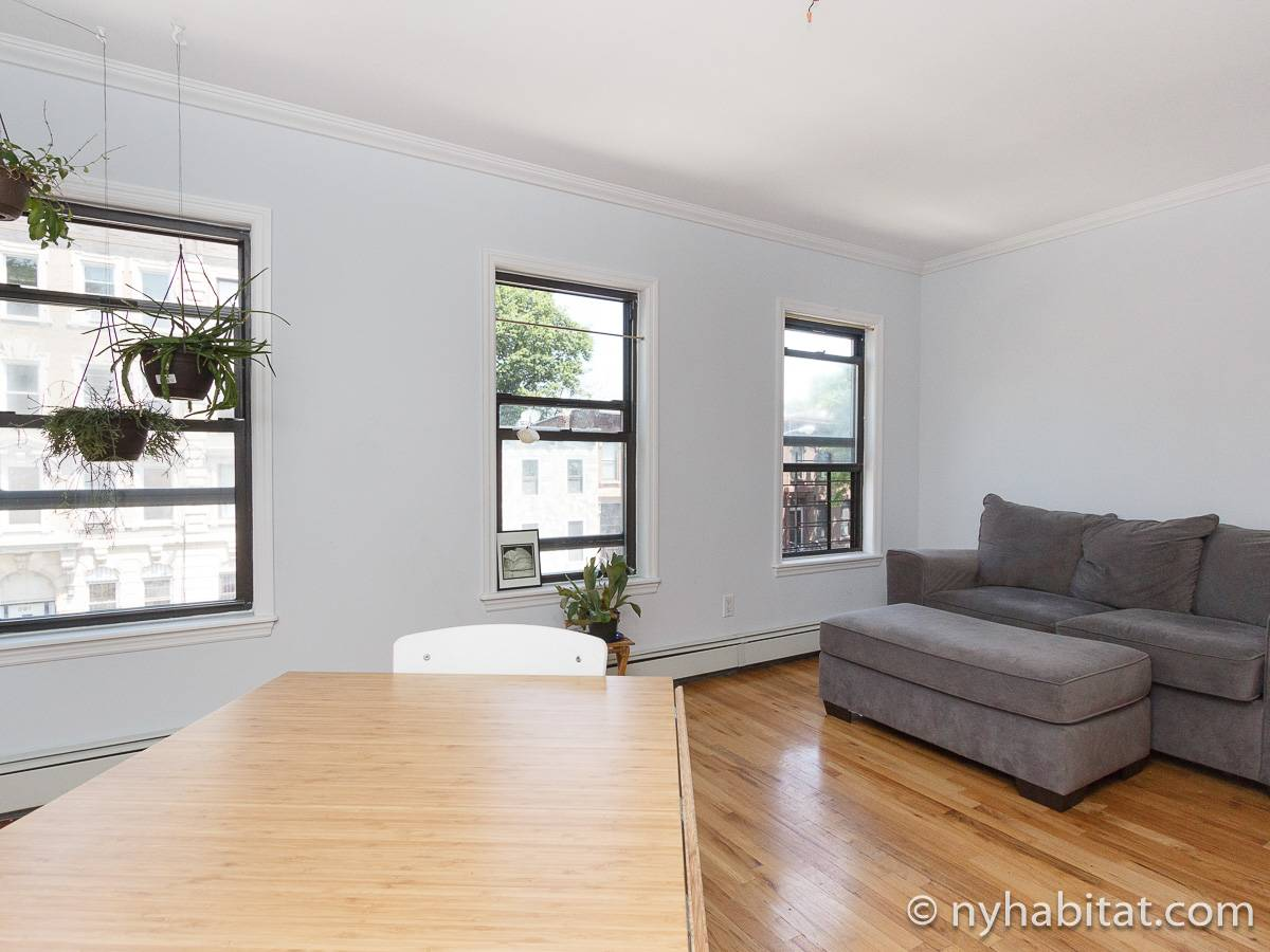 New York - 1 Bedroom accommodation - Apartment reference NY-16529