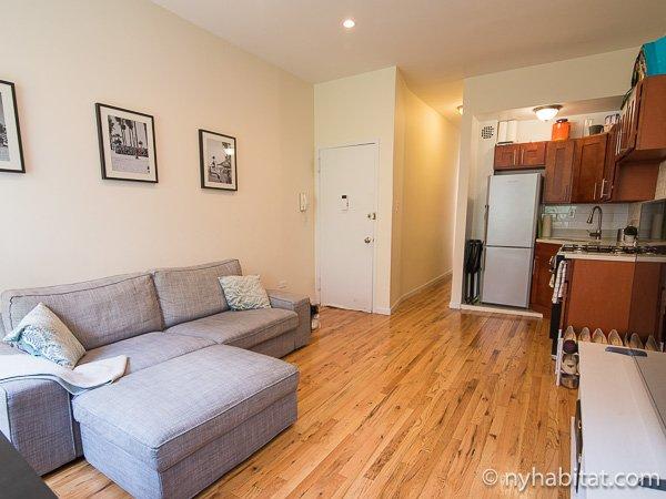 New York 1 Bedroom Apartment Living Room Ny 16539 Photo 4 Of 6