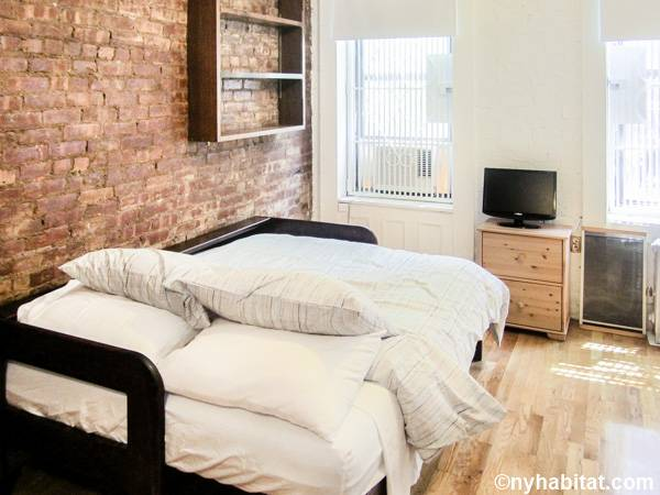 Studio Apartment In New York new york apartment: studio apartment rental in east village (ny-16586)