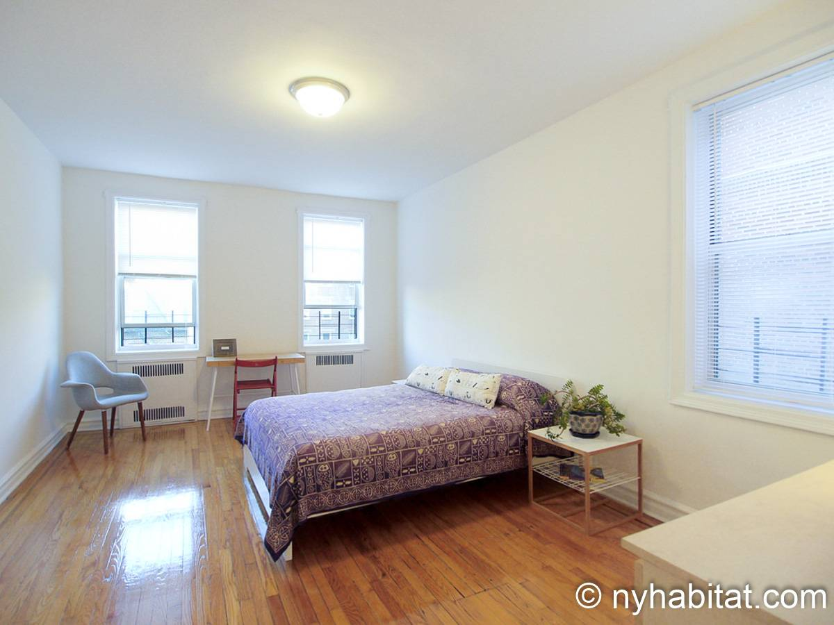 New York - T2 appartement colocation - Appartement référence NY-16589