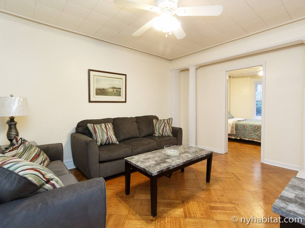 New York Accommodation 2 Bedroom Apartment Rental In Park Slope NY 16640