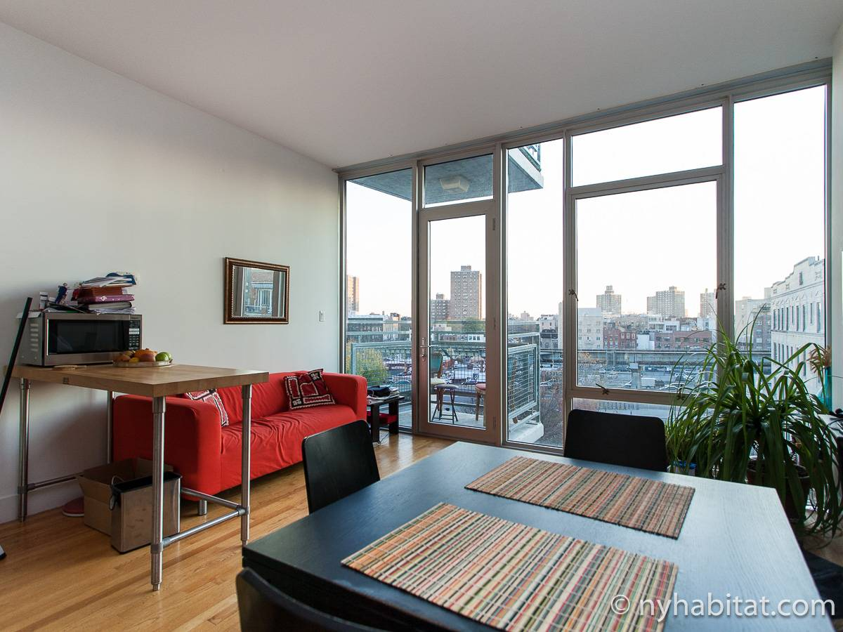 New York Apartment 1 Bedroom Apartment Rental In Williamsburg Ny 16641