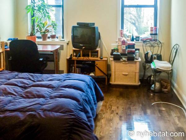 New York 1 Bedroom roommate share apartment - bedroom (NY-16708) photo 3 of 3