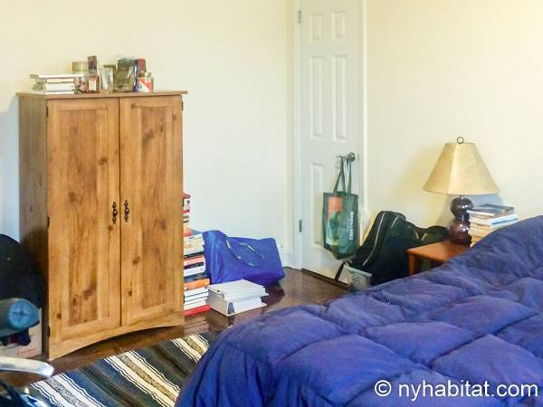New York 1 Bedroom roommate share apartment - bedroom (NY-16708) photo 2 of 3