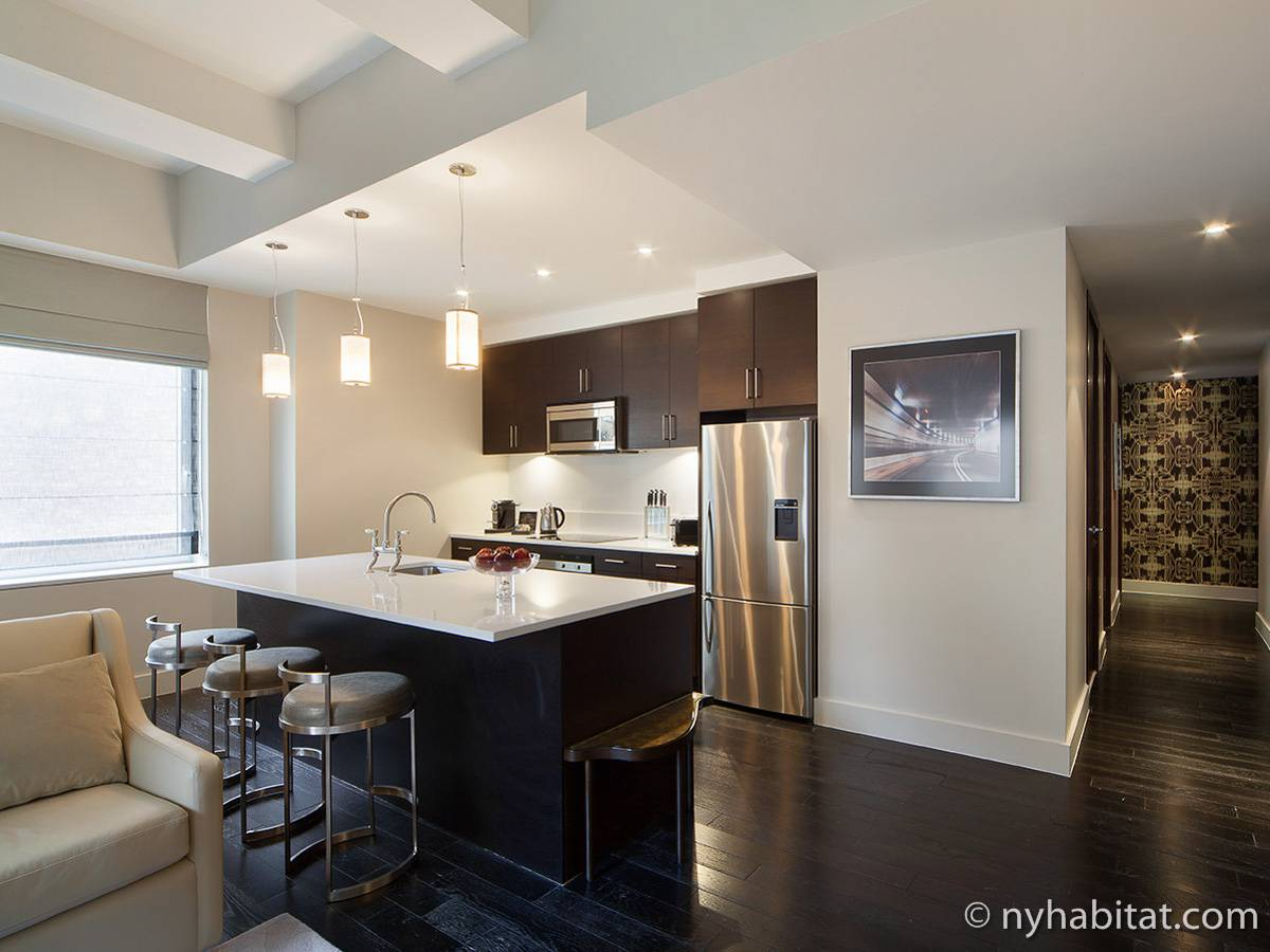 ... New York 2 Bedroom Accommodation   Kitchen (NY 16718) Photo 1 Of 1 ...