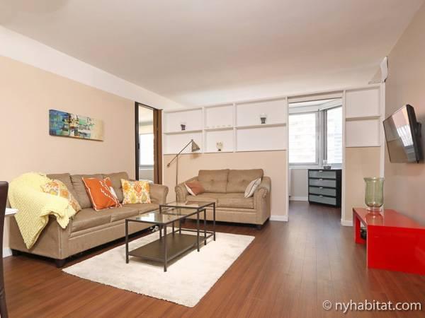 New York Apartment 3 Bedroom Apartment Rental In Midtown