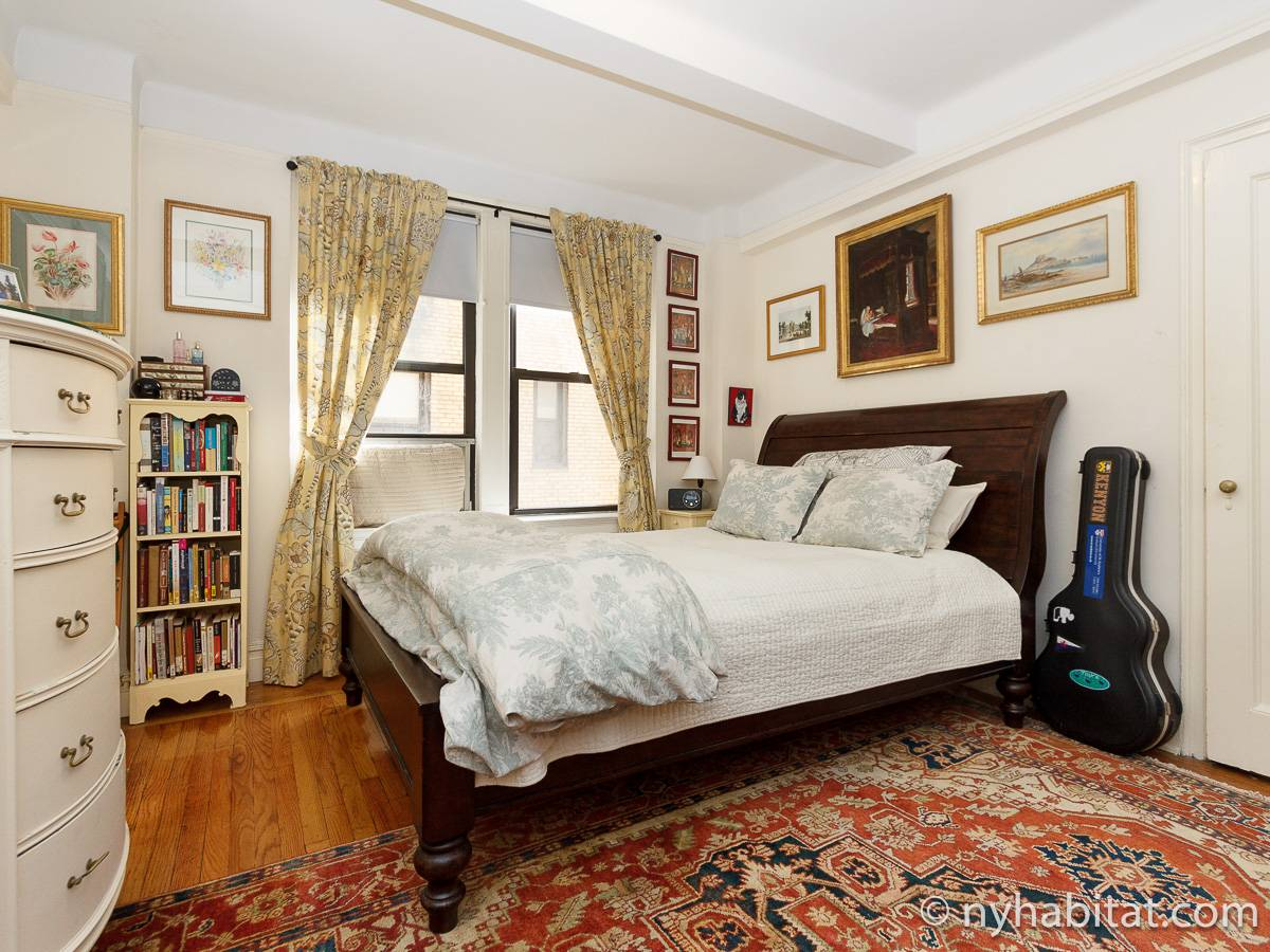 New York Apartment 2 Bedroom Apartment Rental In Upper