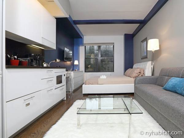 New York Studio apartment - Apartment reference NY-16771