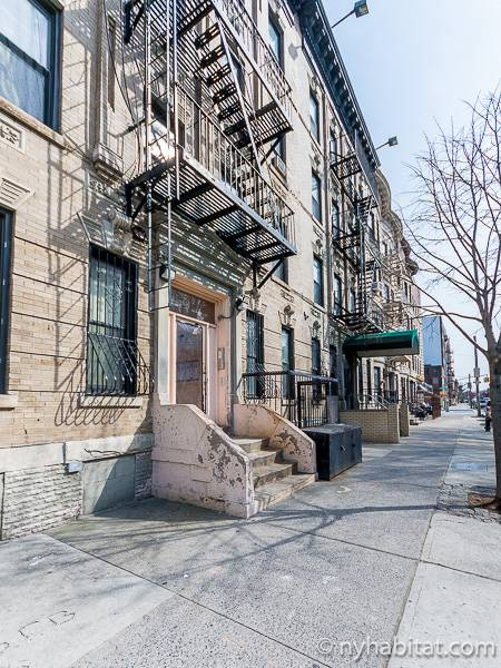 New York Apartment 2 Bedroom Apartment Rental In Crown Heights NY 16817