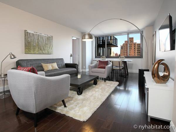 New York 2 Bedroom apartment   living room  NY 16818  photo 2 of. New York Apartment  2 Bedroom Apartment Rental in Upper East Side