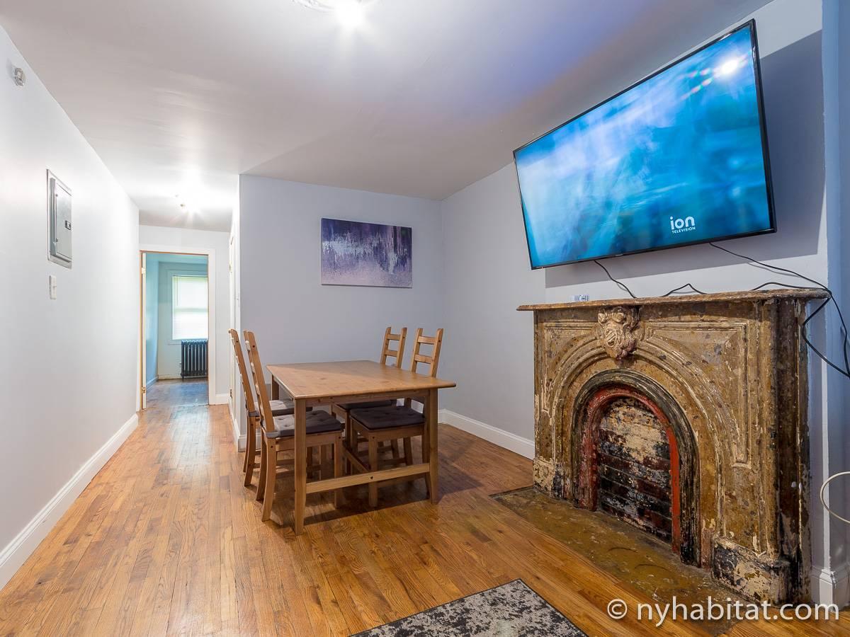 New York Apartment 3 Bedroom Duplex Apartment Rental In Bedford Stuyvesant Ny 16863