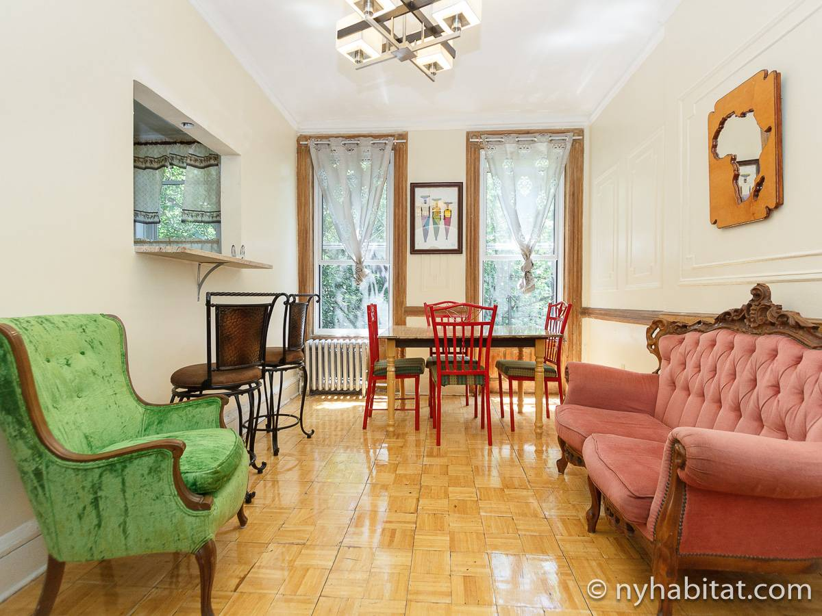 New York - 3 Bedroom apartment - Apartment reference NY-16876