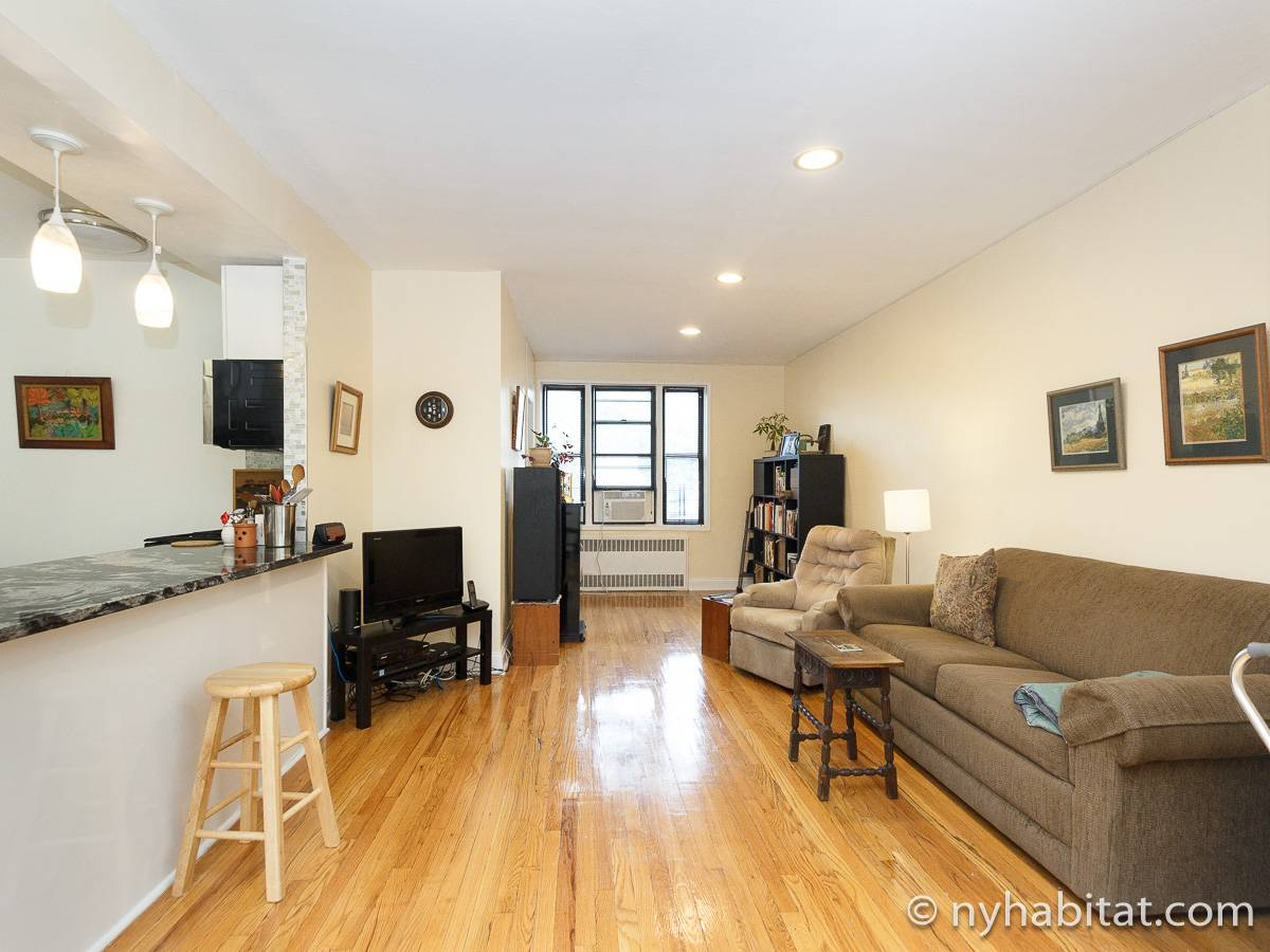 New York - 2 Bedroom roommate share apartment - Apartment reference NY-16924