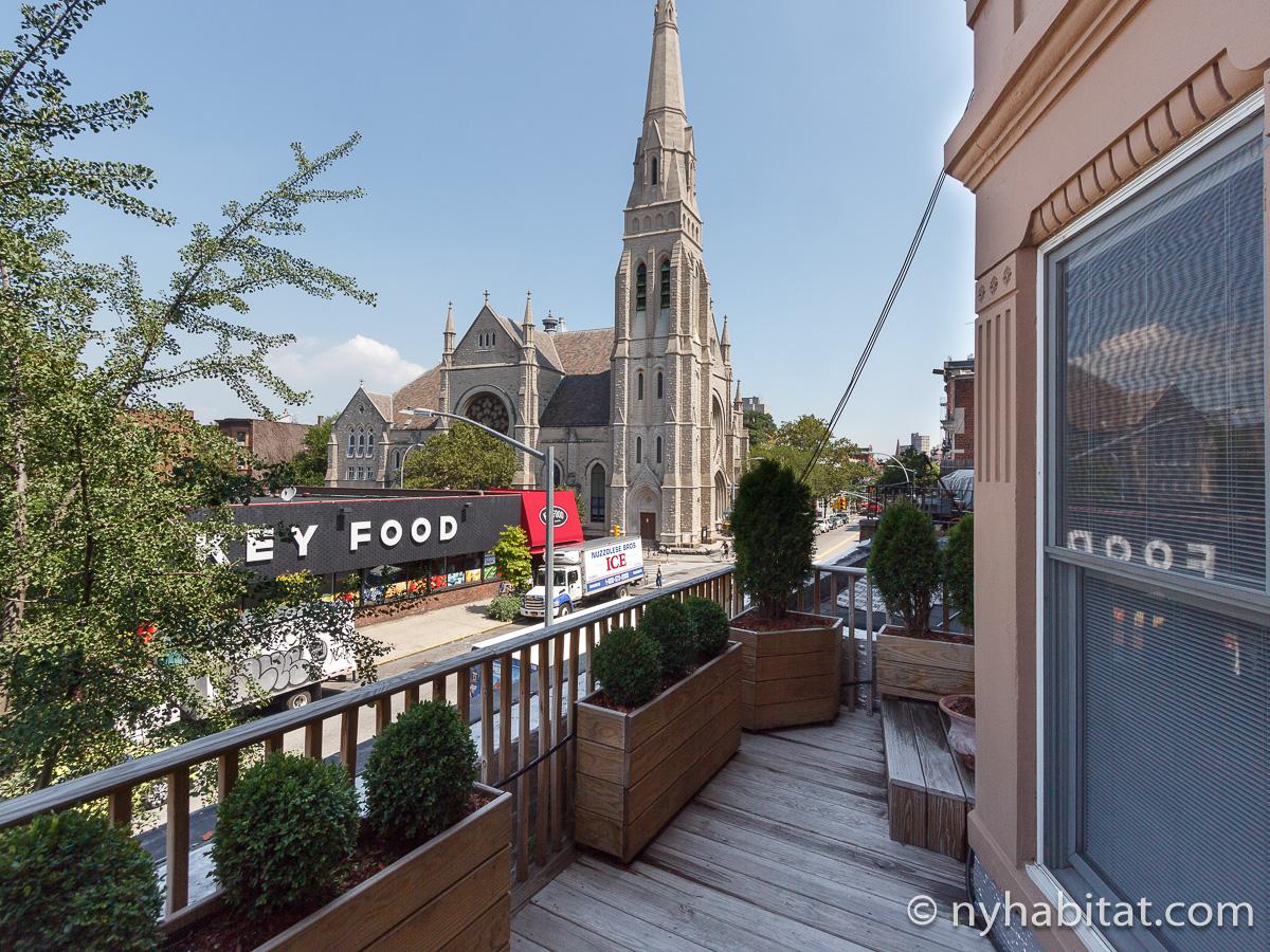 Logement new york location meubl e t2 park slope ny - Imposition sur location meublee ...